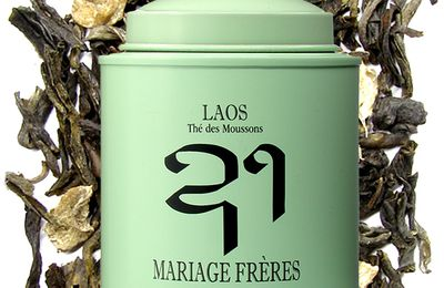 Lao Monsoon Tea by Mariage Freres