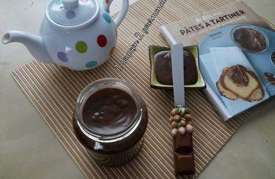 Pâte à Tartiner au Chocolat Noir