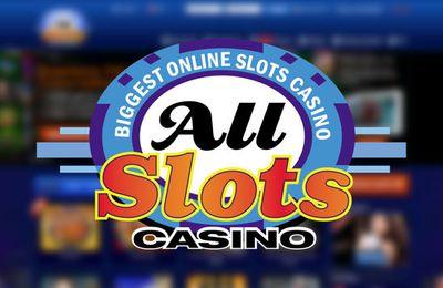 Die besten Slots gibt es bei All Slots