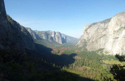 Road trip aux USA, étape 9 : Yosemite park