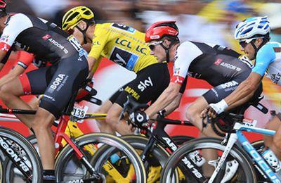 BILAN - Carton pour le Tour de France : le service public au plus haut