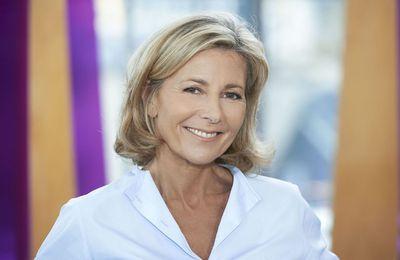 """""""ONPC"""" : Claire Chazal remplace Christine Angot le temps d'une émission"""
