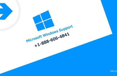 888-606-4841-Access Reliable Microsoft Windows Support To Take On Every Windows Issue