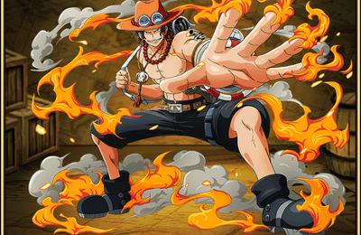 Mes personnages préférés de One Piece