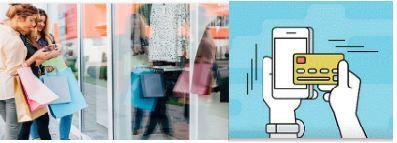 Commerce en ligne : les magasins physiques leur sont utiles!