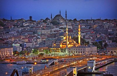 A must experience for visiting Turkey