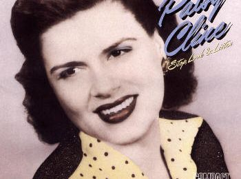 Starting the day with a smile: Patsy Cline