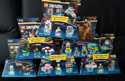 [News] Grosse promo LEGO Dimensions sur Cdiscount