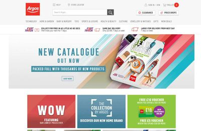 Locate Argos Promo Codes in All Shopping Circumstances