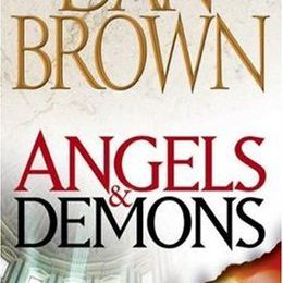 Angels & Demons (Robert Langdon #1)  by Dan Brown
