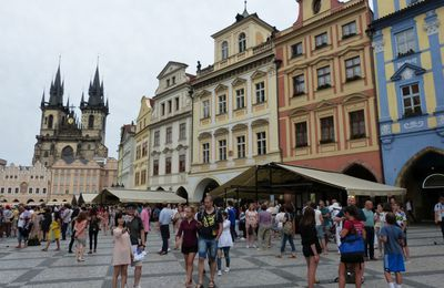 Prague, la ville aux mille clochers