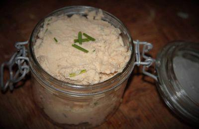 Pâté végétal aux haricots blancs