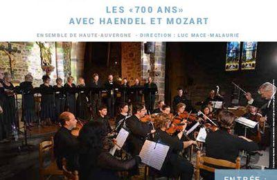 Concert à la Cathédrale Saint-Pierre de Saint-Flour