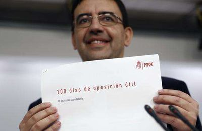 La gestora del PSOE en peligro por dos demandas de un militante