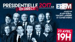 diffusion en temps réel des resultats de l election presidentielle Felix Niesche,Youssef Hindi,Pierre Jovanovic,Stéphane Bletet d'autres invités sur ERFM