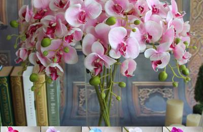 Menghias pernikahan Anda dengan bunga grosir