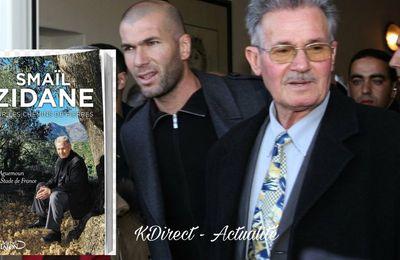 """Le père de Zidane se livre dans une biographie """"Sur les chemins de pierres"""" KDirect - Actualité"""