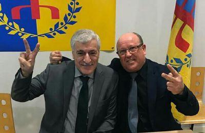 Ahmed Haddag passe le flambeau à la jeunesse Kabyle et annonce sa retraite Politique. KDirect - Actualité