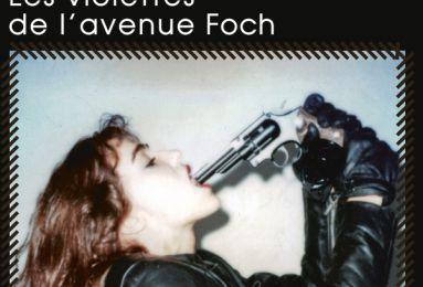 «Les violettes de l'avenue Foch» Simon Liberati