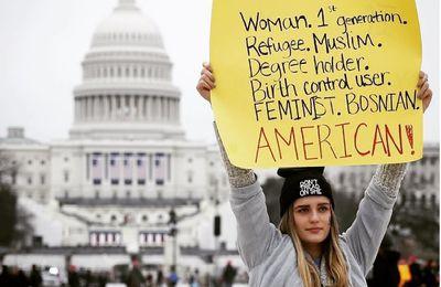 Symbole de Women's March