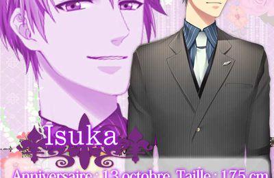 Promesse de mariage interdit avec un prince : IF Isuka