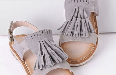 Séléctions espadrilles, nu-pieds, sandales ...♡