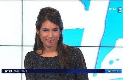 Emilie Tran Nguyen Le 12/13 France3 le 23.08.2017