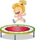 La vie est un trampoline !