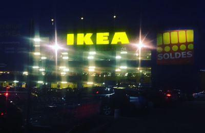 IKEA CE GÉANT QUI REND FOU - (Ancien article)