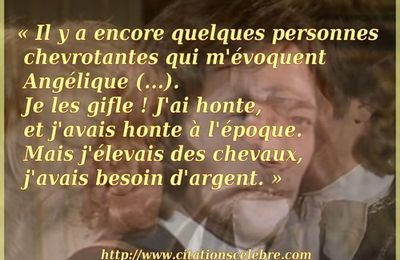 Citation de Jean Rochefort