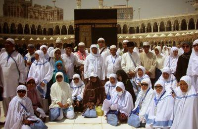 Agen Travel Umroh Jakarta Termurah