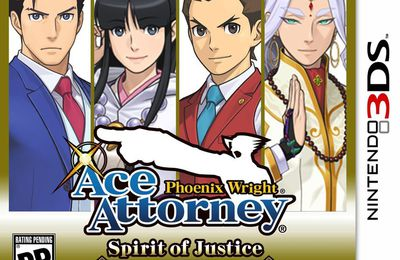 Phoenix Wright Ace Attorney: Spirit of Justice
