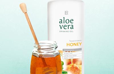 Aloe Vera à boire au miel
