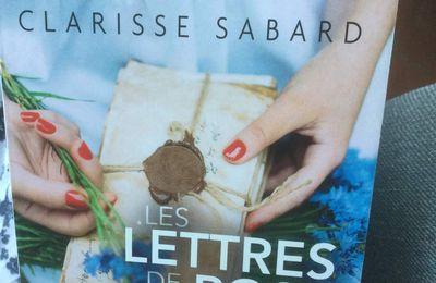 Les lettres de Rose de Clarisse Savard (Charleston)
