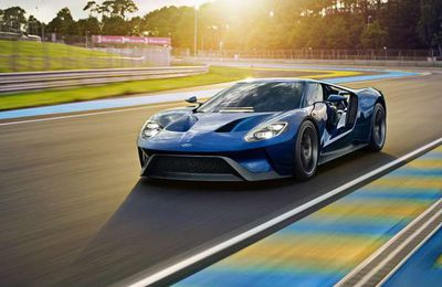 LA NOUVEL FORD GT ​ ​