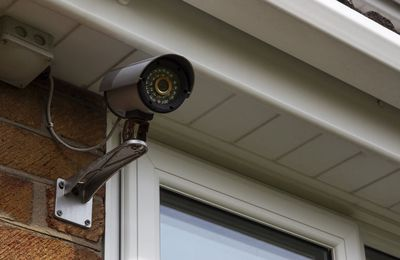 Basic essential components of a home surveillance system