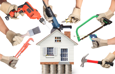 Home Improvement Loans Will Help Your Home Look Better