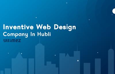 Inventive Web Design Company in Hubli