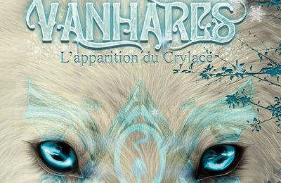 « Vanhares Tome 1 L'apparition du Crylace » de Ben David — Éditions Librinova
