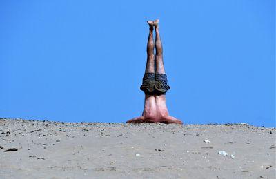 19 août. Un poirier sur la dune! Grand-Village.