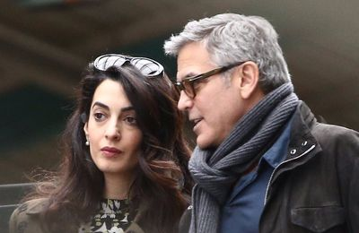 George Clooney's New Response to the Middle Age Panic?