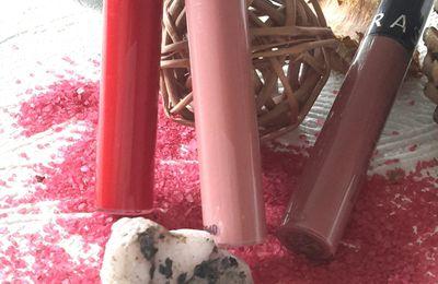 Rouges velouté sans transfert Sephora : mes nouvelles teintes.