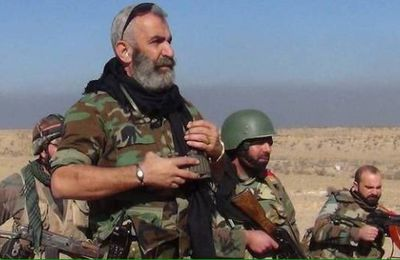 L'éminent général syrien Issam Zahreddine tué à Deir Ezzor