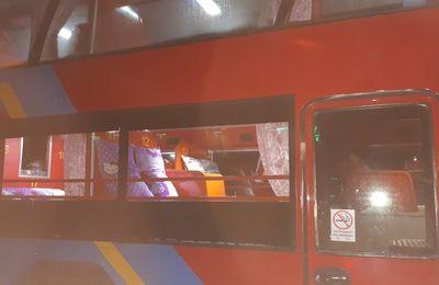 Départ de Pakse pour Thakhek en bus de nuit !!