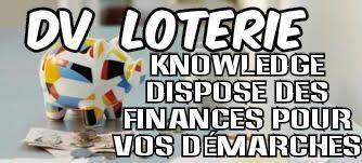 DV LOTERIE (GREEN CARD): AIDE DE FINANCEMENTS POUR LES SELECTIONNÉS VIVANTS EN CÔTE