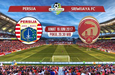 Prediksi Persija Vs Sriwijaya: Buru 4 Kemenangan Beruntun