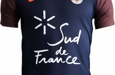 Maillot Montpellier 2017 2018 Pas Cher