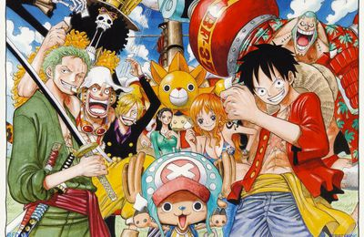 One Piece Scan Chapitre 864