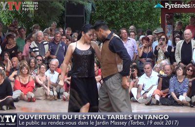 Tarbes Infos / Le festival Tarbes en tango débute dans la ville