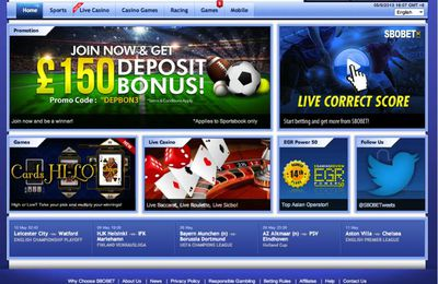 How to Join Sbobet